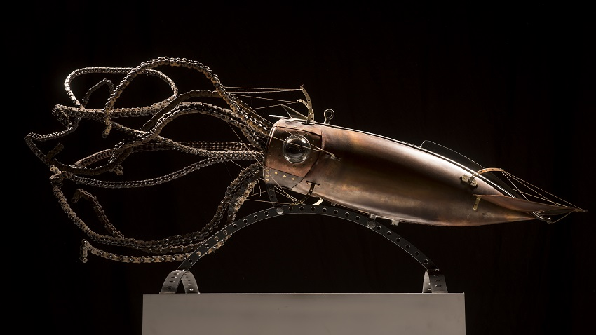 work by the dorset copperfish