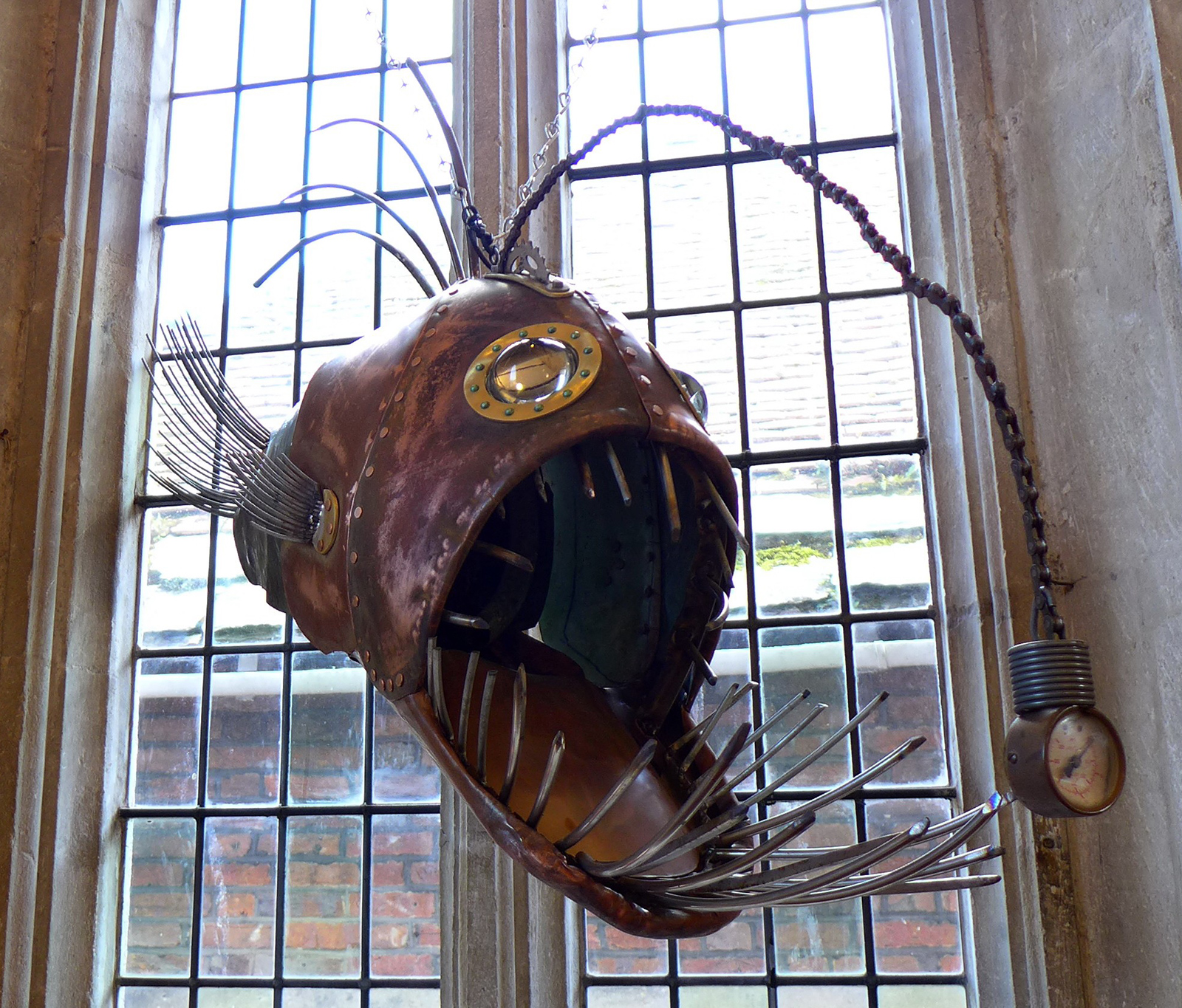 The-dorset-copperfish-steampunk-angler-fish