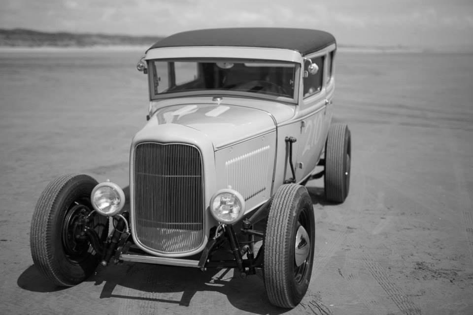 model a ford sedan